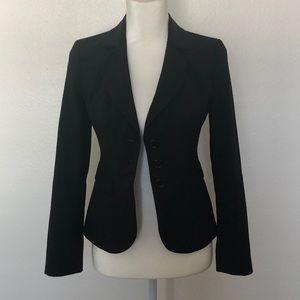 Ann Taylor - Blazer Black Jacket - size 00P